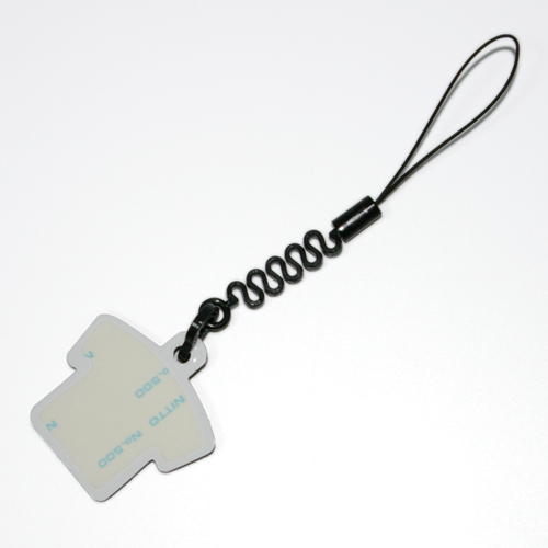ドーム携帯クリーナーユニフォーム型
