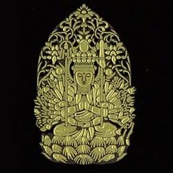 古来より開運・厄除けの守護神として人々に親しまれてきたお守り本尊