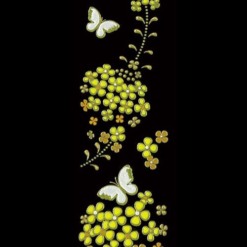 菜の花の花言葉は「元気いっぱい」「快活な愛」「小さな幸せ」です。